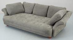 A Josef Frank 'Liljevalch' sofa by Svenskt Tenn. 1934