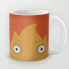 Howl's Moving Castle Poster Mug by Misery - $15.00