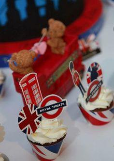 london xv theme party - Buscar con Google