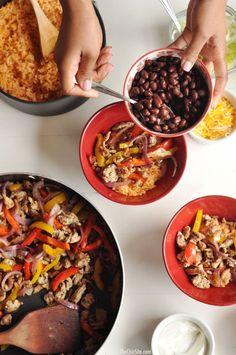 Black Beans for Burrito Bowls
