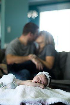 The Journey of Parenthood...: Newborn Photos ~ Family