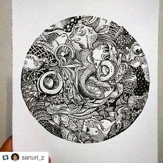 #Repost artwork karya @sanuri_z  Follow tag dan mention hasil gambarmu pada kami dan dapatkan kesempatan tutor dengan artist-artist gambar Indonesia. Juga kesempatan menjadi salah satu artist di @sneakypieceproject  A Happiness Project by @sneakypiece  #draw #doodleart #doodleindonesia #doodleadict #doodle #drawing #drawingoftheday #instaartoftheday #instadraw #instaartist #instaartsy #instaarts #instaarthub #instaartistic #instaartwork #fullofdoodleart #art #artgallery #artnews #alterbook…