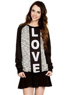 LL Unisex Sweatshirt w StaffbyMaff na DaWanda.com