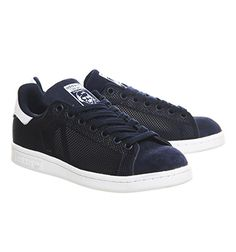 sports shoes 4ffa7 777ee Adidas Stan Smith Navy Mesh Exclusive - Unisex Sports