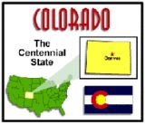 State Unit Study - Colorado