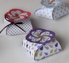 Cajitas para pequeños regalos