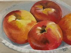 """Apples"" - Carla Hefley"