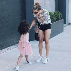 Stylish Mommy and Mini
