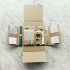 Japanese binding kit