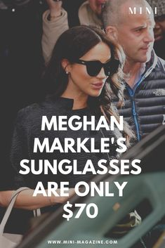 f04491540d Meghan Markle Baby Shower— Here s Everything the Duchess Wore. Le Specs  SunglassesMeghan ...