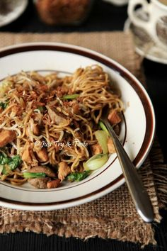 Just Try & Taste: Resep Mie Goreng Tek-Tek & 21 Tips Menabung dan Hi...