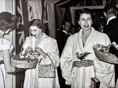 princess Margaret, princess Elizabeth