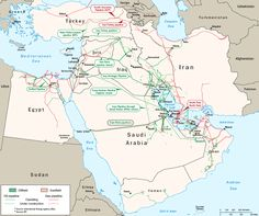 Oil & Gas in the Middle East