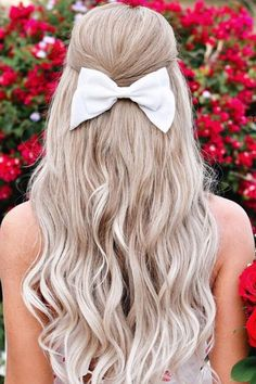 Hair accessories really take your look to the next level!