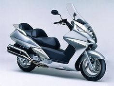 Honda Silverwing...yep i own one