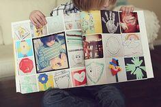 Album de dibujos