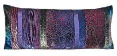 Kevin O'Brien Studio Patchwork Pillow