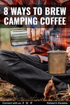 10 Fascinating Camping Coffee Maker Battery Operated Camping Coffee Maker Pour Over Vw Bus, Best Tents For Camping, Camping Hammock, Kayak Camping, Electric Coffee Maker, Backpacking Food, Ultralight Backpacking, Ways To Make Coffee, Aeropress Coffee