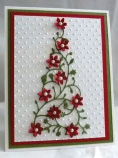 23 creative ways to make Christmas cards Approach .- 23 creative ways to make Christmas cards Holidays are coming. Did you get your Christmas cards from your family and friends? Do you want to return some special cards? Christmas Card Crafts, Homemade Christmas Cards, Christmas Cards To Make, Christmas Greeting Cards, Christmas Greetings, Homemade Cards, Holiday Cards, Christmas Ideas, Christmas Design