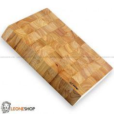 Espositore in legno di faggio per cinque taglieri da cucina DUE ...