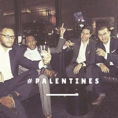 What's better than spending Valentine's Day with your pals  . . . . . . . . . . . . . . . . . #alphabusinessacquisitions #palentines #valentinesday #team #pals #love