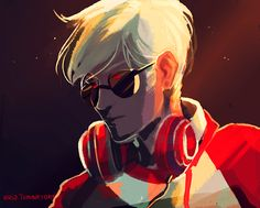 I realized it's been a while since I last posted Homestuck, so here, have some Dave uwu baby I don't know why your eyes are glowing I am just very into dramatic lighting these days Homestuck, Davekat, Dramatic Lighting, And So It Begins, Striders, Viria, Cool Kids, Character Design, Character Art
