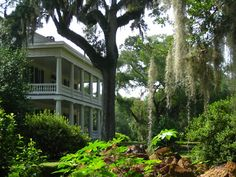 Rosedown Plantation ~ St. Francisville, Louisiana