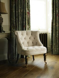 The Club Chair - A new addition to Delcor's range of chairs. Armchairs, Sofas, Traditional Sofa, Bespoke Furniture, Club Chairs, Accent Chairs, Upholstery, Range, Bedroom