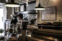 ONIBUS COFFEEの店舗写真