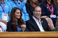 Kate Middleton Photo - The Duke and Duchess of Cambridge take in a day of Tennis at Wimbledon