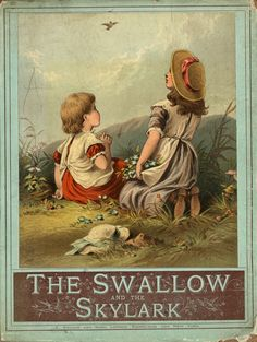 The swallow and the skylark - Cover 1