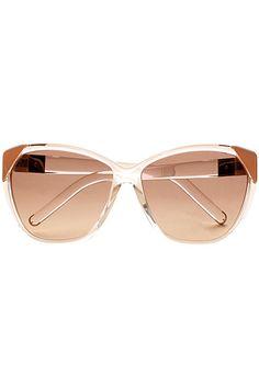 Chloe - 2013 Pre-Fall  Sunglasses...want em'