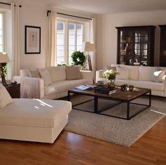 Cheap Home Decor .Cheap Home Decor Living Room Inspiration, Home Decor Inspiration, Decor Ideas, Room Ideas, Living Room Interior, Home Interior Design, Living Rooms, Apartment Living, Cozy Apartment
