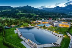Enjoy a spa holiday in Austria - dive into the thermal world of Alpentherme Gastein, Salzburgerland. Wellness Hotel Salzburg, Safari, Secret Escapes, Videos Photos, Hotels, Cultural Experience, Das Hotel, Resort Spa, Beautiful Places