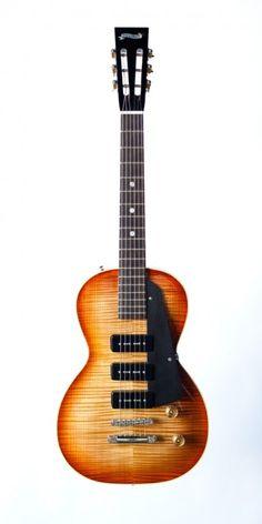 SUPER LUDDITE - Specimen Products #guitar #electricguitar #custom #handmade #pickups #music #instruments