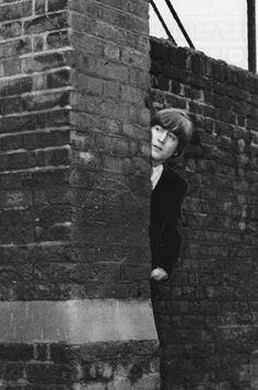 John Lennon from The Beatles Book Monthly