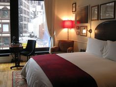 TRIED & TESTED: THE NOMAD HOTEL NEW YORK