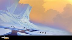 floony: Penguins- update2