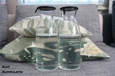 Kirjoitukset avainsanalla diy pyykkietikka | Me Naiset Glass Vase, Presents, Indoor, Diy, Home Decor, Gifts, Interior, Decoration Home, Bricolage