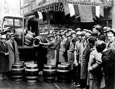 La prohibition 1920-1933