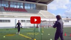 Goalkeeper Dynamic Physical Circuit. The best soccer/football videos and articles on the web for soccer/football coaches.