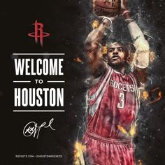 With his experience and the Spurs's guards like Tony Parker and Manu Ginobili retiring soon Chris Paul would have been a good addition the team. Rockets Basketball, Basketball Rules, Basketball Uniforms, Basketball Jersey, Basketball Stuff, Basketball Court, Iphone Wallpaper For Guys, Manu Ginobili, Nba Live