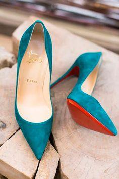 Azul Turquesa uma cor envolvente...