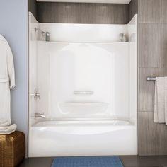 MAAX Tub Installation TSTEA60 Alcove Or Showers