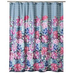 Boho Boutique™ Leilani Shower Curtain - Pink NEED THIS SHOWER CURTAIN!