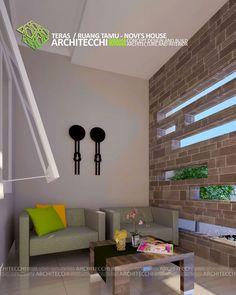 #Teras #RuangTamu #Arsitek #DesainInterior #Architecchi