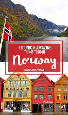Here are Norway's seven most iconic things to do! #travel http://toeuropeandbeyond.com/things-to-do-in-norway/