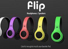 The Flip Headphones