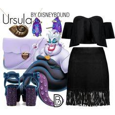 Disney Bound - Ursula