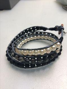 Jaspis lavastone and pearls